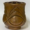 Bronze Topfvase